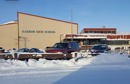 Barrow High School Qargi Academy Location