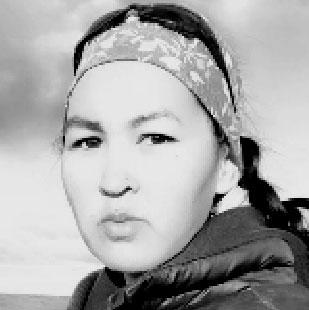 Tommilynn Ahmaogak, Ilisaqtitchiri Iñupiaq Teacher Staff photo